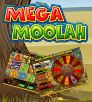 Mega Moolah: Holy cow, it's big!